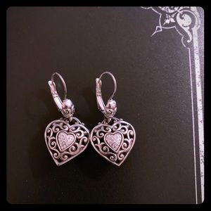 Brighton Jewelry - Brighton Heart Earrings